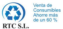 RTC Venta de consumibles